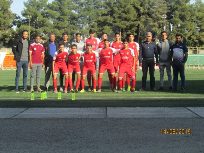 نتایج تیم جوانان در لیگ برتر شیراز