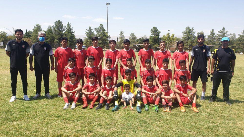 آماده سازی تیم زیر14 سال